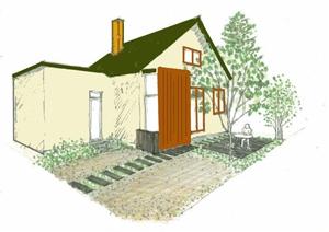 リノベーションで心豊かな北海道の暮らしを実現したい!-屋根の色2-2