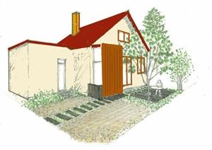 リノベーションで心豊かな北海道の暮らしを実現したい!-屋根の色3-2