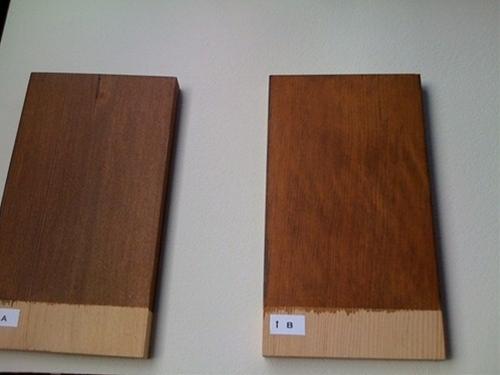 リノベーションで心豊かな北海道の暮らしを実現したい!-木製サッシと床の色1
