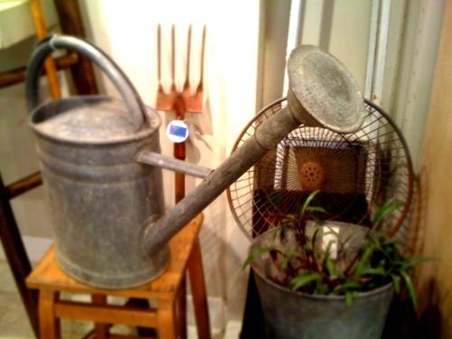 $リノベーションで心豊かな北海道の暮らしを実現したい!-家庭菜園の雑貨
