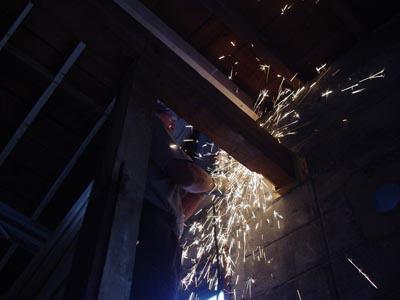 リノベーションで心豊かな北海道の暮らしを実現したい!-火花