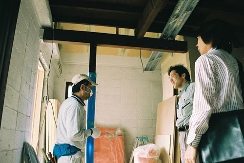 $リノベーションで心豊かな北海道の暮らしを実現したい!-百合が原の家4