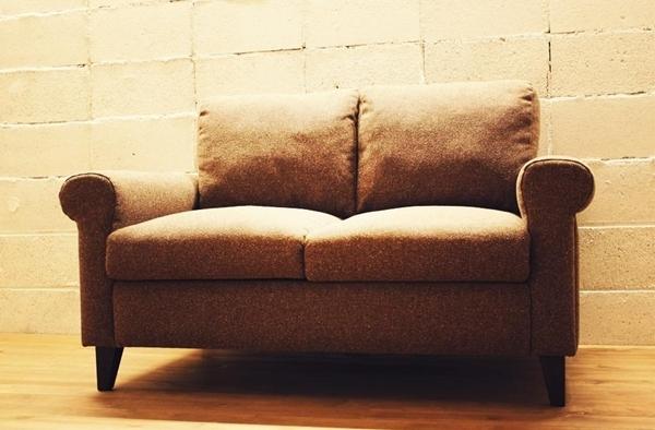 $リノベーションで心豊かな北海道の暮らしを実現したい!-スロウルのソファー