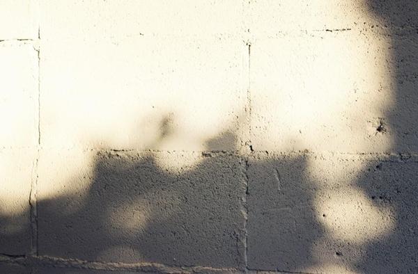 $リノベーションで心豊かな北海道の暮らしを実現したい!-コンクリートブロックの壁