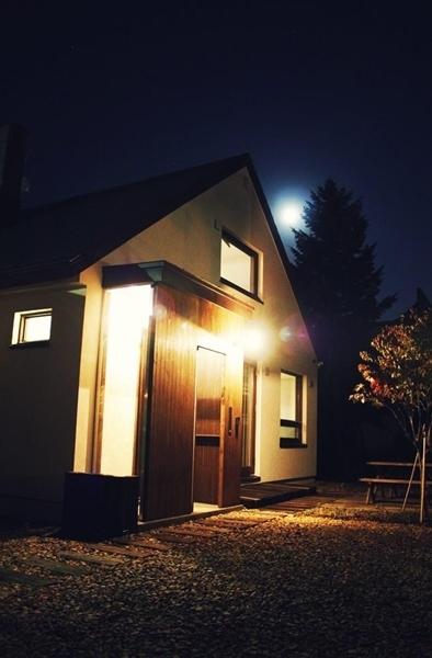 $リノベーションで心豊かな北海道の暮らしを実現したい!-満月とスロウルの家