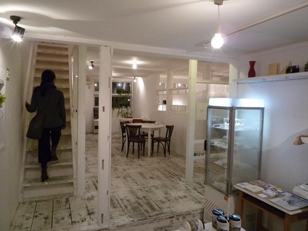 $リノベーションで心豊かな北海道の暮らしを実現したい!-CAFE BLANC [カフェ ブラン]店内