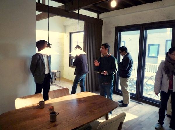 $リノベーションで北海道の豊かな暮らしを実現したい!-スロウルの家見学会1