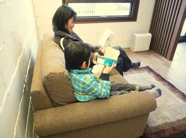 $リノベーションで北海道の豊かな暮らしを実現したい!-スロウルの家見学会3