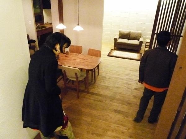 $リノベーションで北海道の豊かな暮らしを実現したい!-スロウルの家見学会6