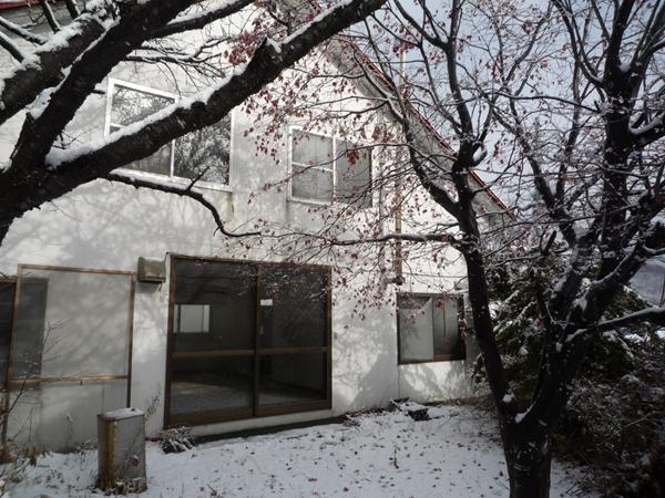 $リノベーションで北海道の豊かな暮らしを実現したい!-物件調査1