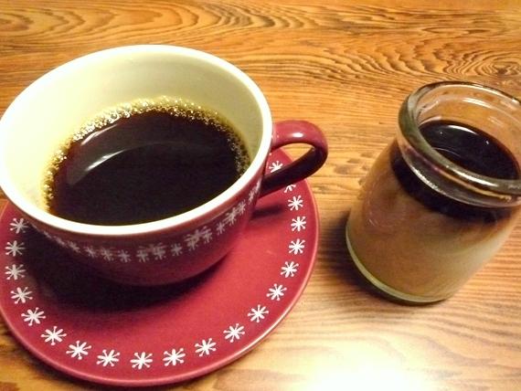 $リノベーションで北海道の豊かな暮らし-コーヒーとプリン