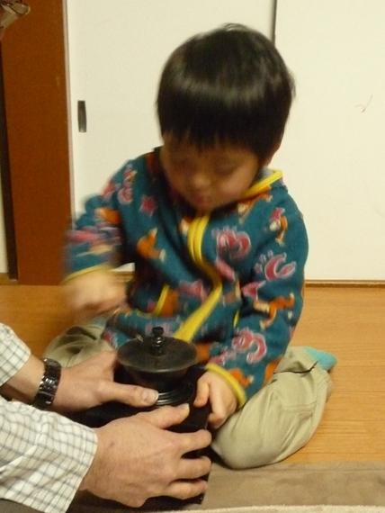 $リノベーションで北海道の豊かな暮らし-コーヒー
