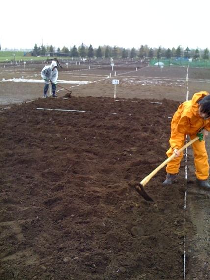 $リノベーションで北海道の豊かな暮らし-札幌、市民農園