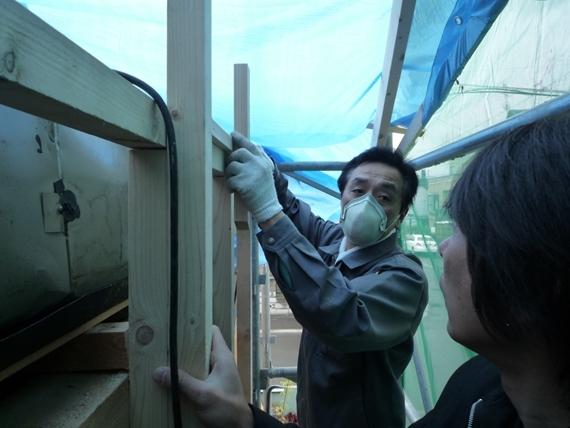 $リノベーションで北海道の豊かな暮らし-ルーフバルコニー、札幌リノベーション住宅