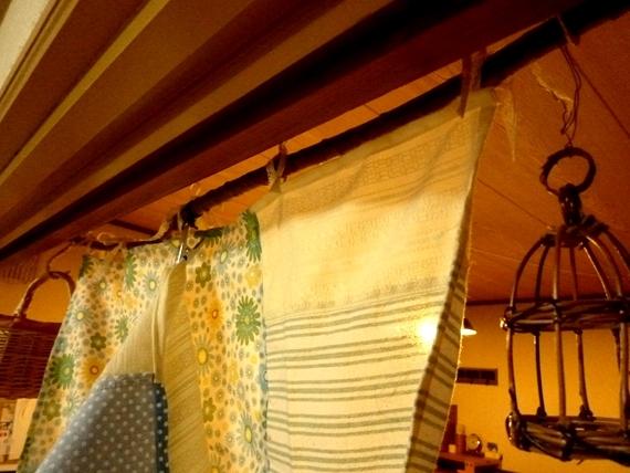 リノベーションで北海道の豊かな暮らし-江別リノベーション住宅、コレクション - カーテン