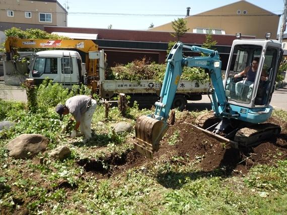 $リノベーションで北海道の豊かな暮らし-江別のリノベーション、外構工事