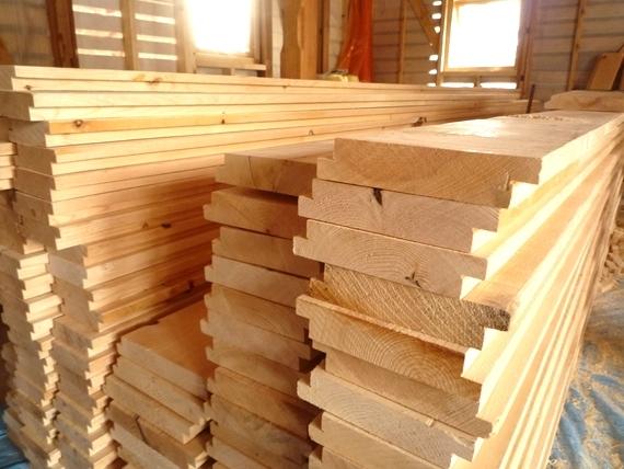 $リノベーションで北海道の豊かな暮らし-江別リノベーション住宅、ツーバイ材の床