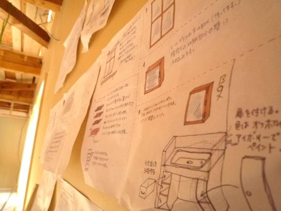 $リノベーションで北海道の豊かな暮らし-江別リノベーション住宅、アンティークなアイテム