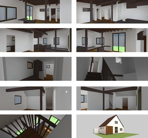 $リノベーションで北海道の豊かな暮らし-札幌リノベーション住宅、篠路