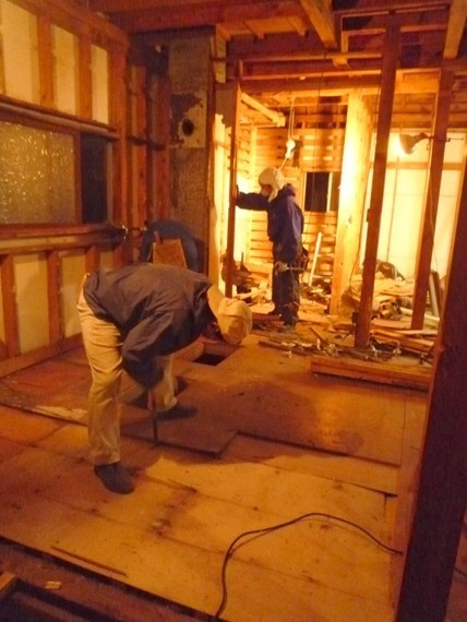 $リノベーションで北海道の豊かな暮らし-札幌リノベーション住宅、篠路解体