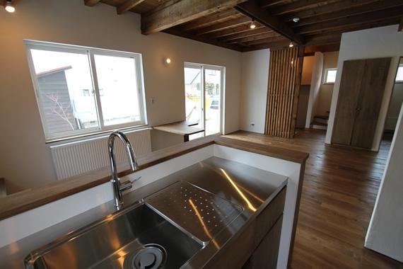 リノベーションで北海道の豊かな暮らし-札幌リノベーション住宅、篠路