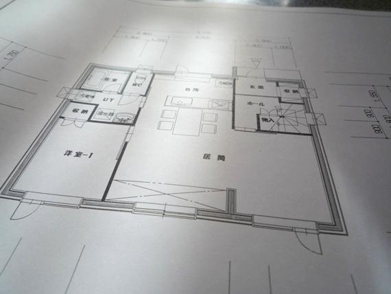 $リノベーションで北海道の豊かな暮らし-札幌 もみじ台 ブロック造の家、プランニング