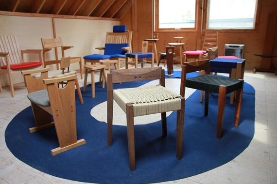 $リノベーションで北海道の豊かな暮らし-三太郎さん、木工家具