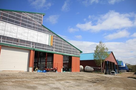 リノベーションで北海道の豊かな暮らし-江別、小林牧場
