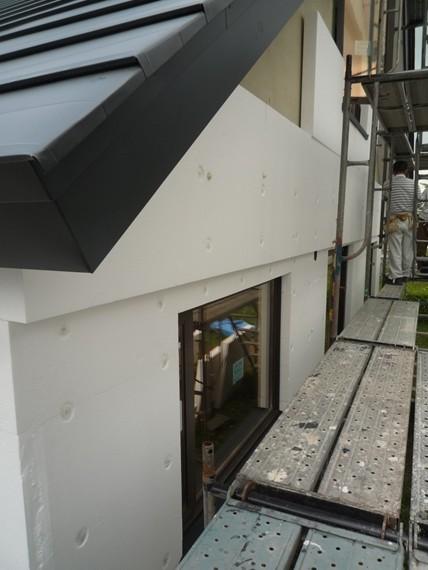 リノベーションで北海道の豊かな暮らし-札幌ブロック造リノベーション、外断熱