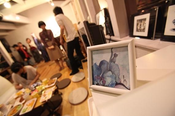 リノベーションで北海道の豊かな暮らし-Shiroさんの絵