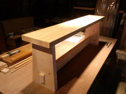 リノベーションで北海道の豊かな暮らし-リノベーション:札幌時計台のような家の家具